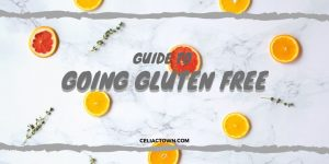 Guide to going gluten free-Title Page
