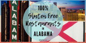 100% Gluten Free Restaurants In Alabama