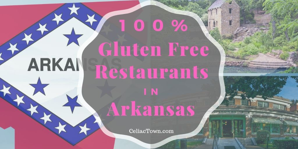Gluten Free Arkansas Graphic