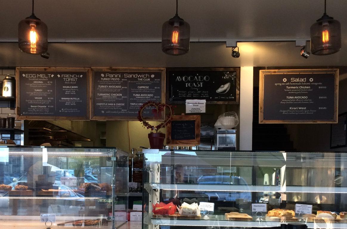 Kirari West dedicated GF bakery and Cafe