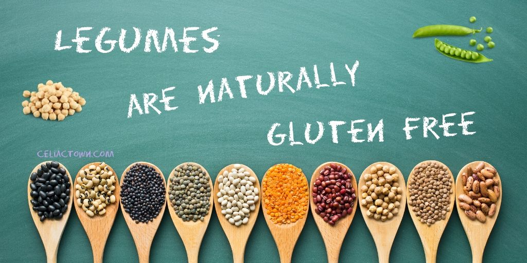 What Foods are gluten free legumes