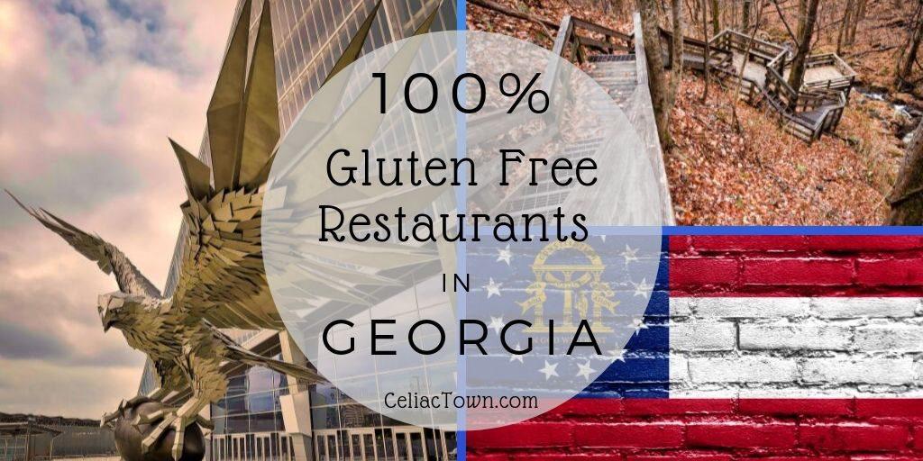 Gluten Free Georgia Graphic