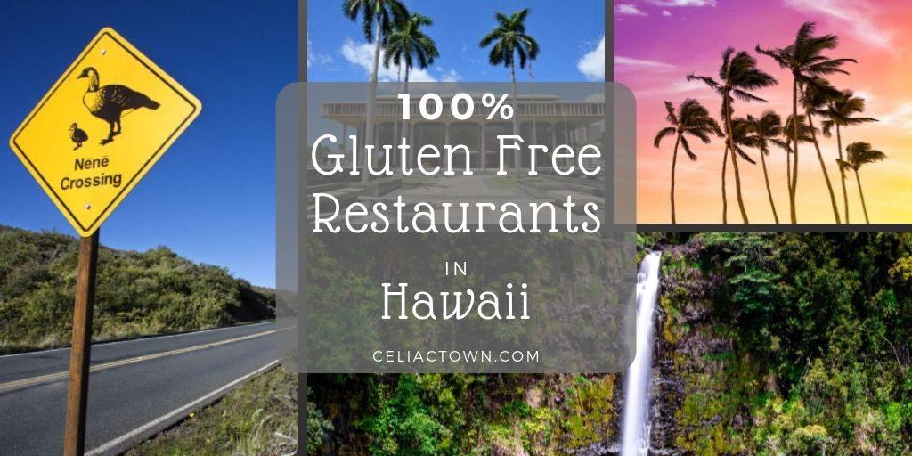 Gluten Free Hawaii Graphic